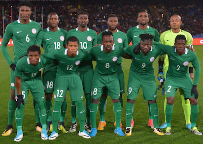 CHAN2018: Super Eagles, ahead of today's CAF African Nations Championship final against hosts Morocco 000 YG5V3
