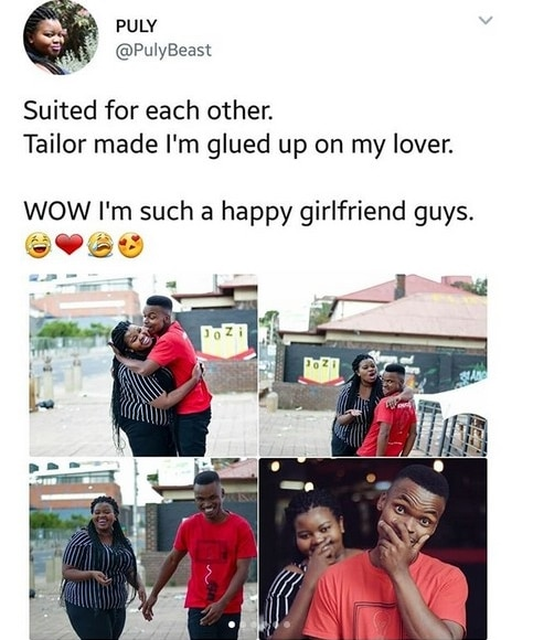 After Releasing Pre-wedding Photos, Lady Cancels Wedding After A Shockig Discovery About Her Fiancée wedding photos 2