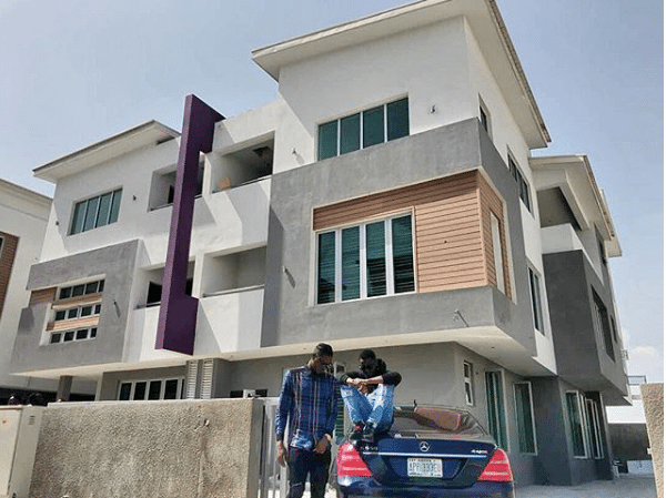 Kiss Daniel acquires his second home in Lagos -Laoudit.com Screen Shot 2018 03 13 at 13