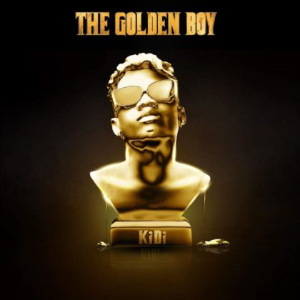 """Kidi's Sophomore Album """"The Golden Boy"""" Drops in Two Days   See Details"""