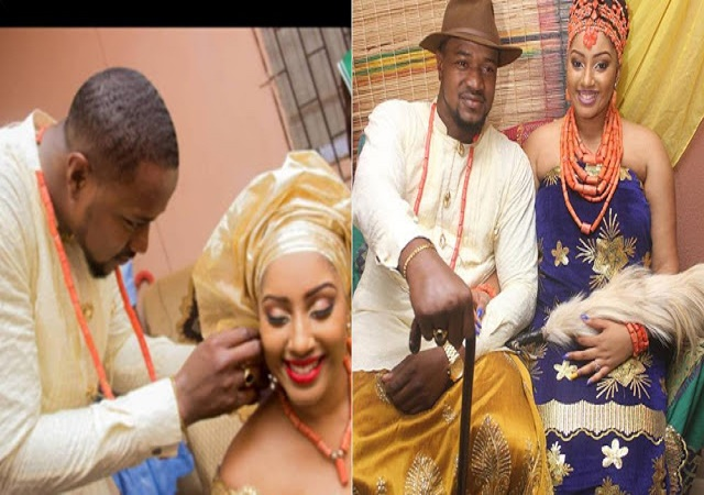 Nollywood Actor Mofe Duncan and Wife Jessica Split after 3 Years
