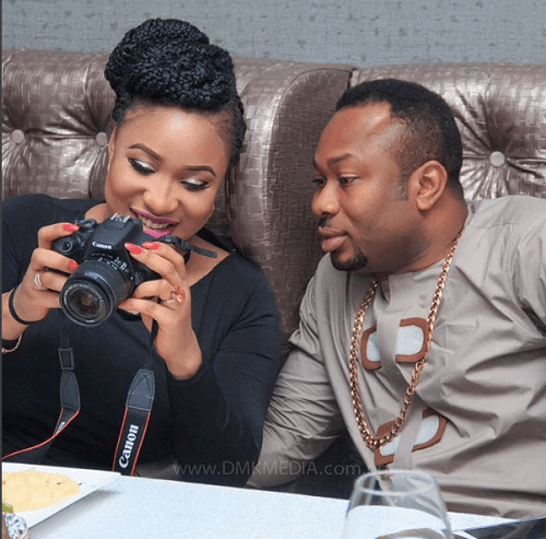 Fraudster, Pay Your Bills-Tonto Dikeh Blasts And Reveals More Secrets about Ex-Husband Churchill