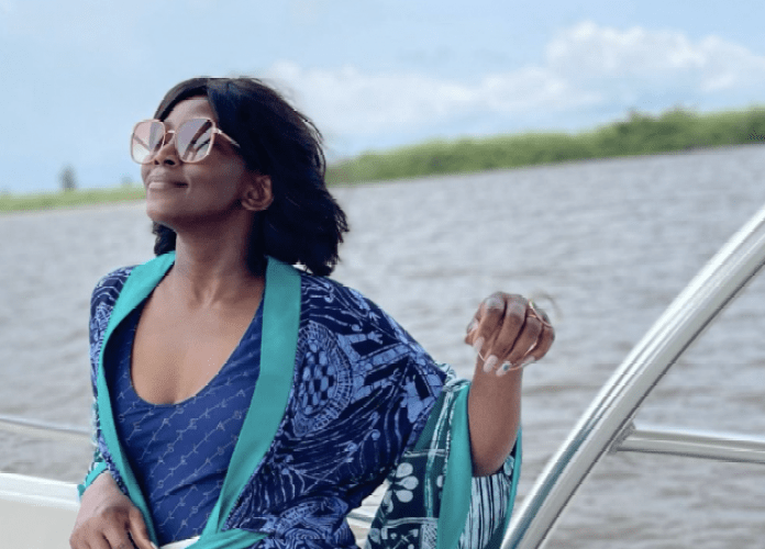 Genevieve Nnaji Shuts Down Social Media, Shares Photos from Her Expensive Vacation